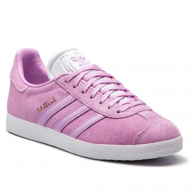 Shoes Women adidas Gazelle W CG6066 (Pink) Promotions