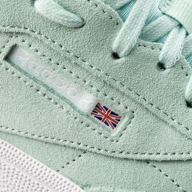433649b2e Shoes Reebok - Club C 85 CN5201 Mist/Gum/White - Sneakers - Low ...