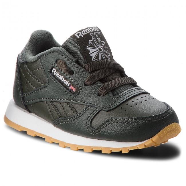 Schuhe Reebok Classic Leather CN5614 Dark CypressWhite