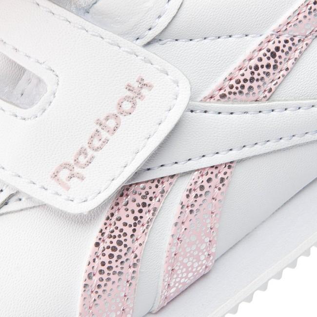 Shoes Reebok Royal Cljog 2 Kc CN4811 WhitPractical Pink
