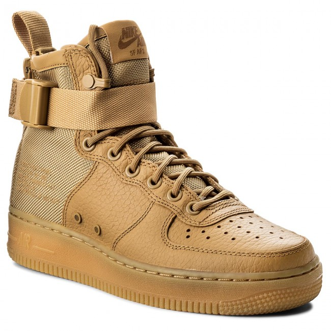 Shoes NIKE - Sf Af1 Mid AA3966 700