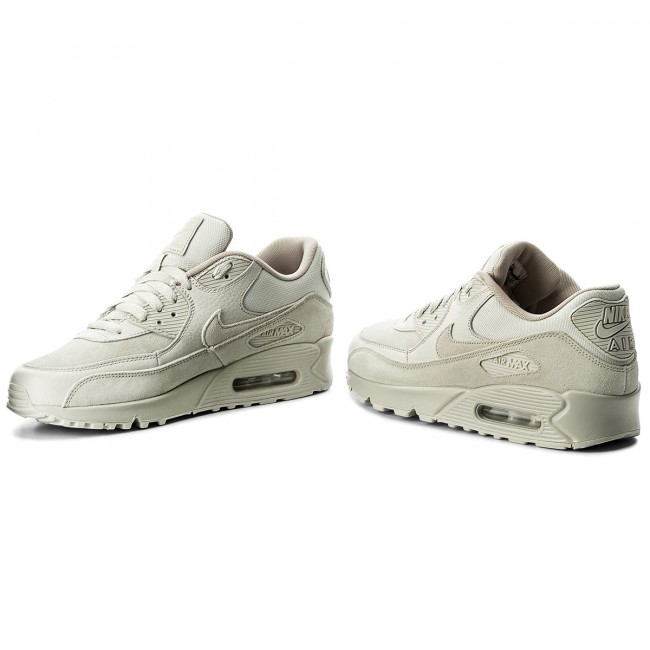 Details about NIKE AIR MAX 90 PREMIUM TONAL COLORS 700155 013 LIGHT BONESTRING (OFF WHITE)