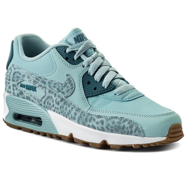 Shoes NIKE Air Max 90 Ltr Se GG 897987 400 OceanBlissNoise AquaWhite