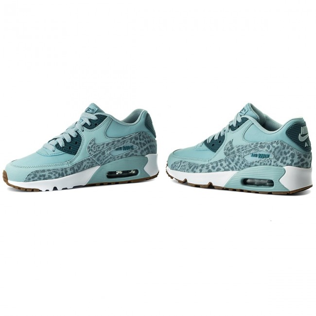 utlopp bästa valet ganska trevligt Shoes NIKE - Air Max 90 Ltr Se GG 897987 400 Ocean/Bliss/Noise ...