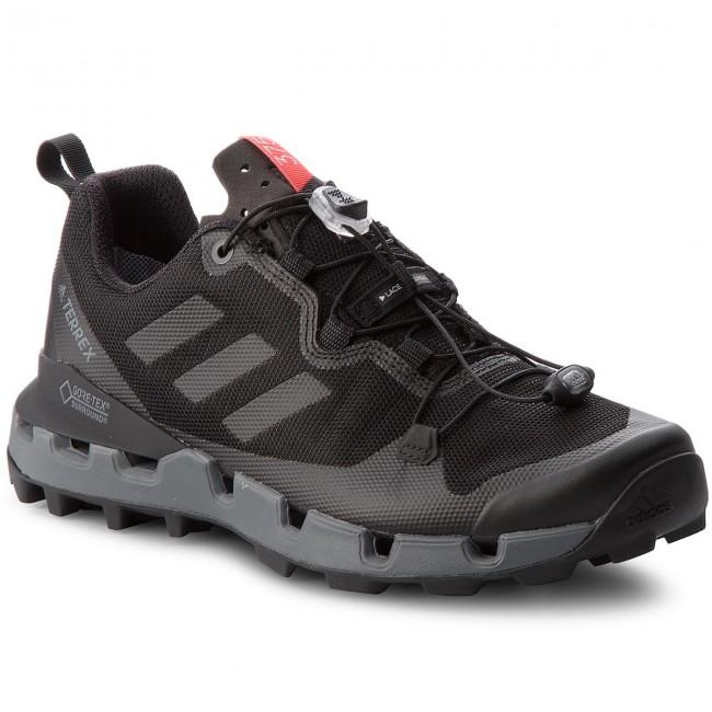 Shoes adidas Terrex Fast Gtx Surround GORE TEX AQ0365 CblackGrefivHirere