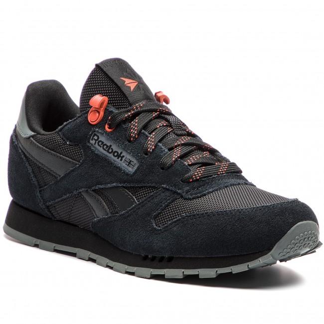 d653e31233b9 Shoes Reebok - Classic Leather CN4705 Black/Alloy/Carotene ...