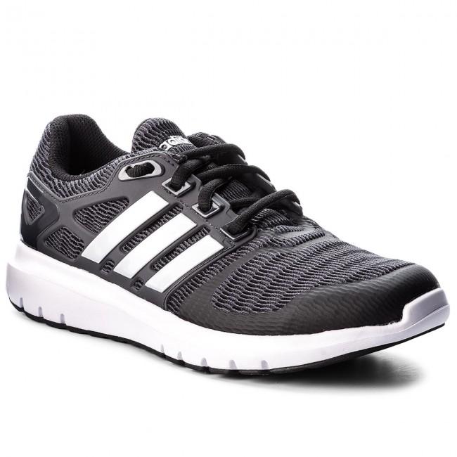 esta ahí pecador Noreste  Shoes adidas - Energy Cloud V B44846 Cblack/Msilve/Carbon - Indoor -  Running shoes - Sports shoes - Women's shoes | efootwear.eu