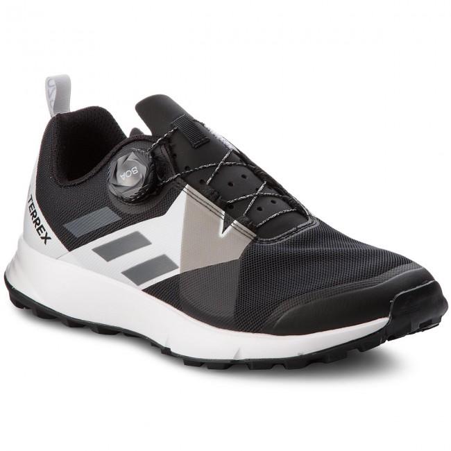 Shoes adidas Terrex Two Boa CM7574 CblackGrefouFtwwht