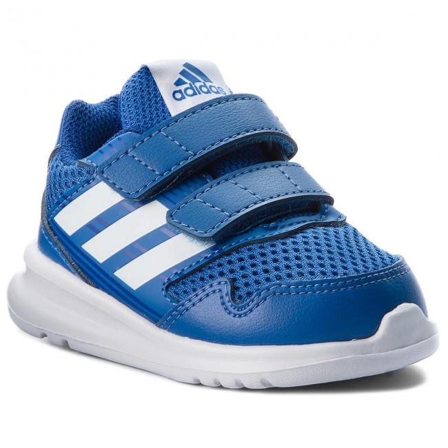 Agrícola el propósito cheque  Shoes adidas - AltaRun CfI CQ0028 Blue/Ftwwht/Croyal - Velcro - Low shoes -  Boy - Kids' shoes | efootwear.eu