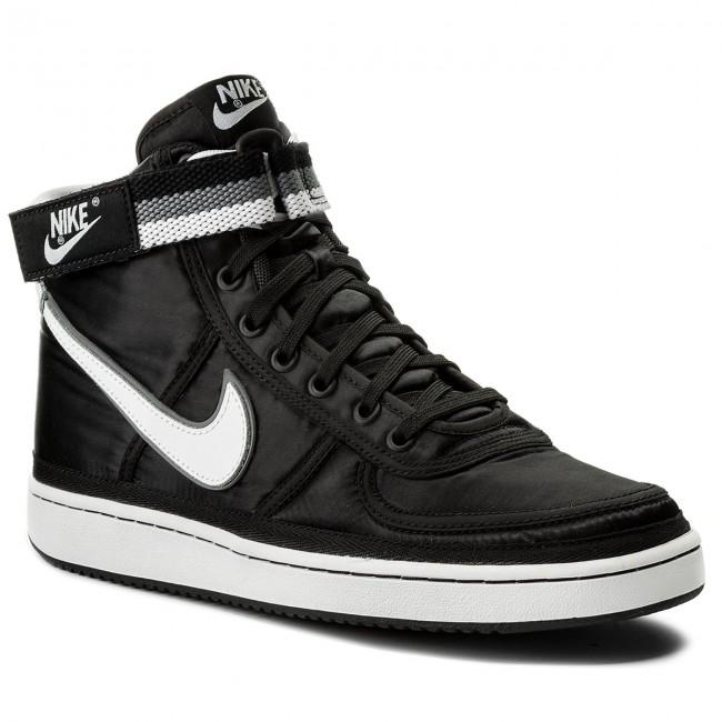 dirección adolescentes Rudyard Kipling  Shoes NIKE - Vandal High Supreme 318330 001 Black/White/White/Cool Grey -  Sneakers - Low shoes - Men's shoes | efootwear.eu