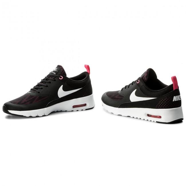 Shoes NIKE Air Max Thea Se (GS) 820244 610 Hyper PinkWhiteBlack