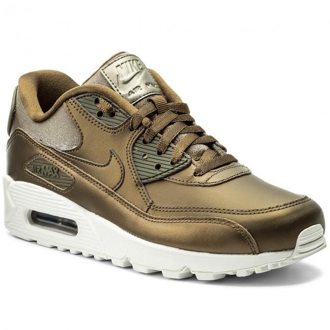 Shoes NIKE Air Max 90 Prm 896497 901 Mtlc FieldMtlc Field