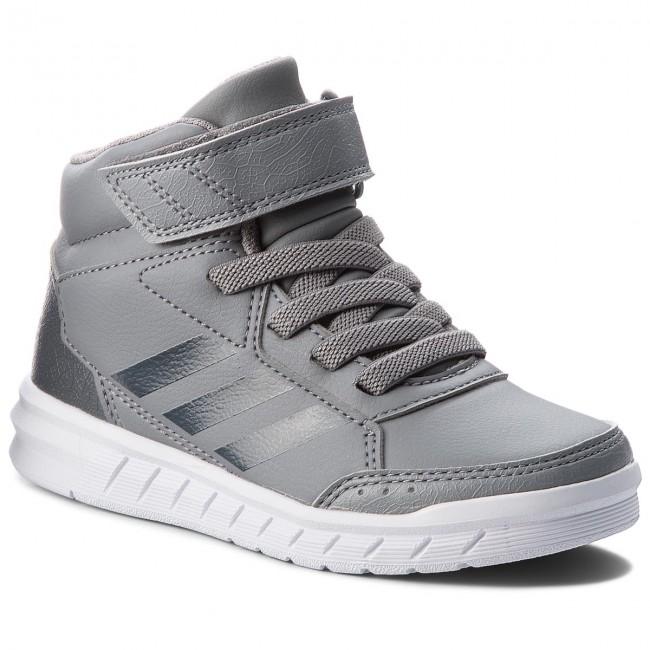 Shoes adidas - AltaSport Mid El K AH2553 Grethr/Grefiv/Sholim