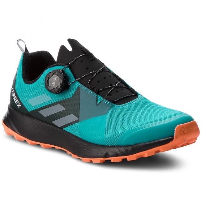 mini freír recoger  Shoes adidas - Terrex Two Boa AC7906 Hiraqu/Ftwwht/Hireor - Outdoor -  Running shoes - Sports shoes - Men's shoes   efootwear.eu