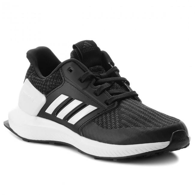 Shoes adidas - RapidaRun Knit C AH2608