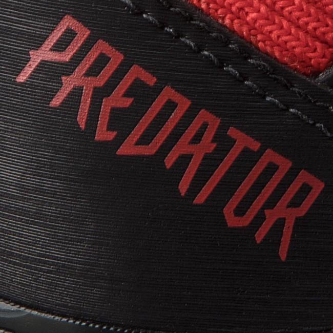 mejor servicio auténtico auténtico acogedor fresco Shoes adidas - Predator 18.3 Ag J CG6358 Cblack/Ftwwht/Red ...