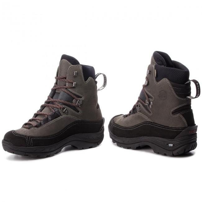 Trekker Boots HANWAG - Torne Gtx GORE-TEX 45122-12 Black - Trekker boots - High boots and others - Men's shoes