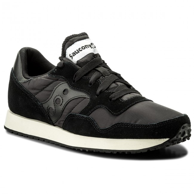4abbd3907c40a Sneakers SAUCONY - Dxn Trainer Vintage S70369-29 Blk