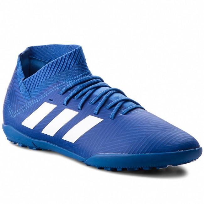 Shoes adidas - Nemeziz Tango 18.3 In J DB2378 Fooblu/Ftwwht/Fooblu