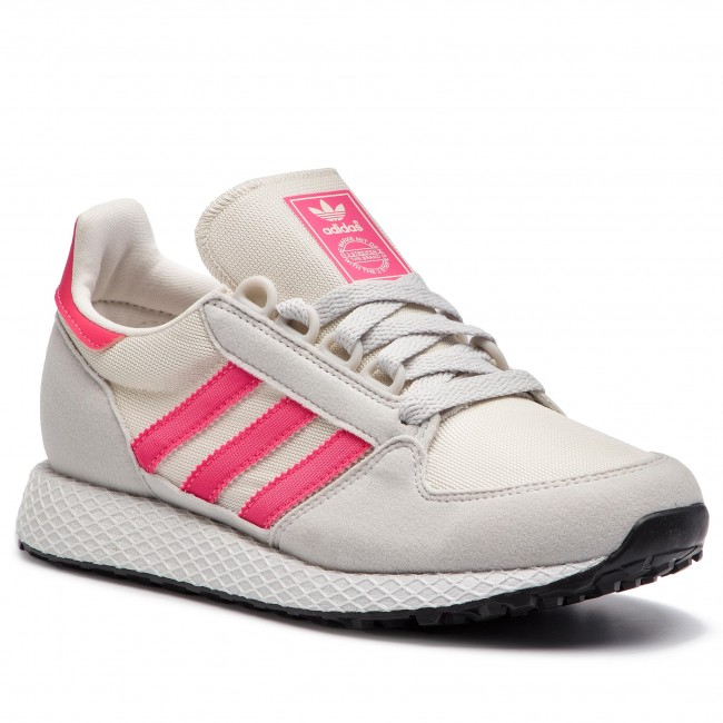 Shoes adidas Forest Grove J B37744 CwhiteReapnkGreone