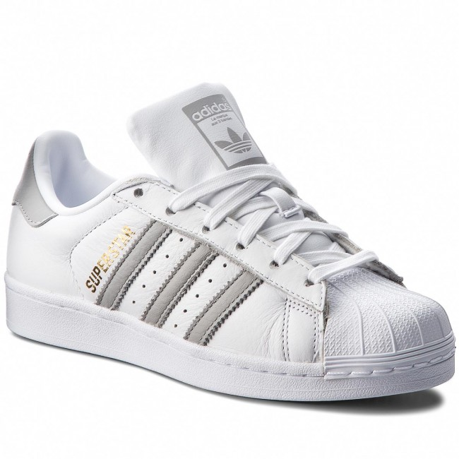adidas Superstar W shoes silver white
