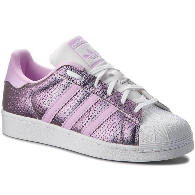 nouveau produit bb03f fdee9 Shoes adidas - Superstar J B37184 Ftwwht/Clelil/Ftwwht