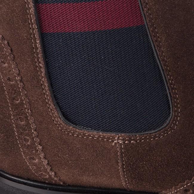 wholesale dealer baa51 ea06c Ankle Boots JOOP! - Kleitos 4140004165 Dark Brown 702