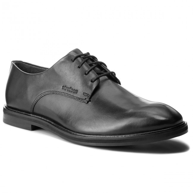 new style 7eff0 59108 Shoes STRELLSON - New Harley 4010002495 Black 900