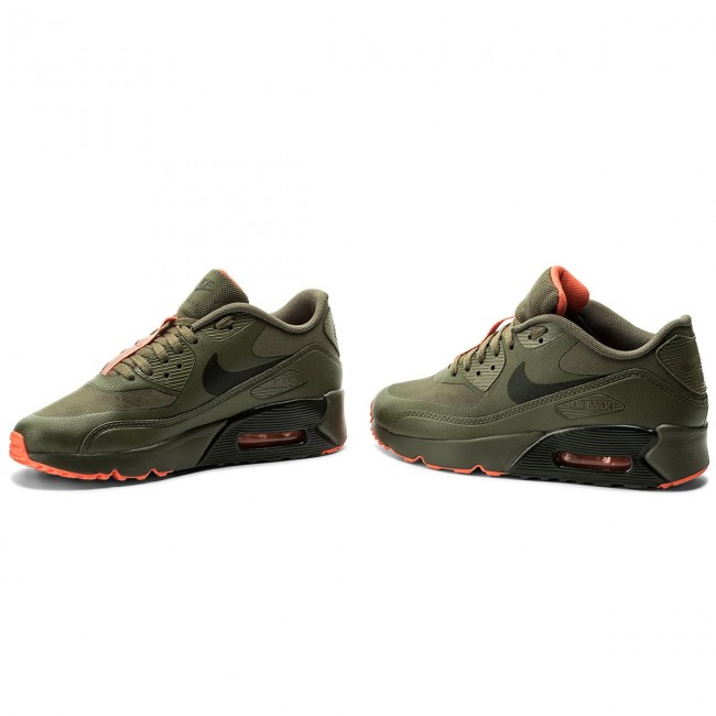Shoes NIKE Air Max 90 Ultra 2.0 Le (GS) AH7856 200 Medium OliveSequoia