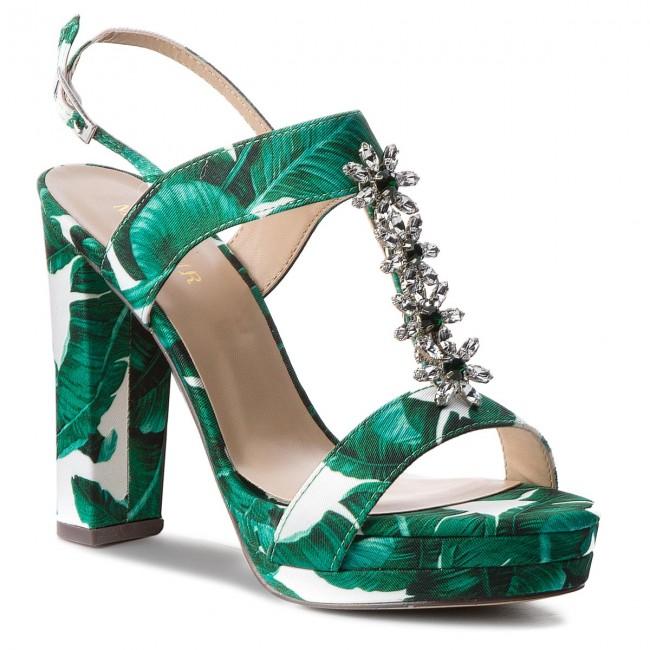Sandals MENBUR - 09256 Green 0011