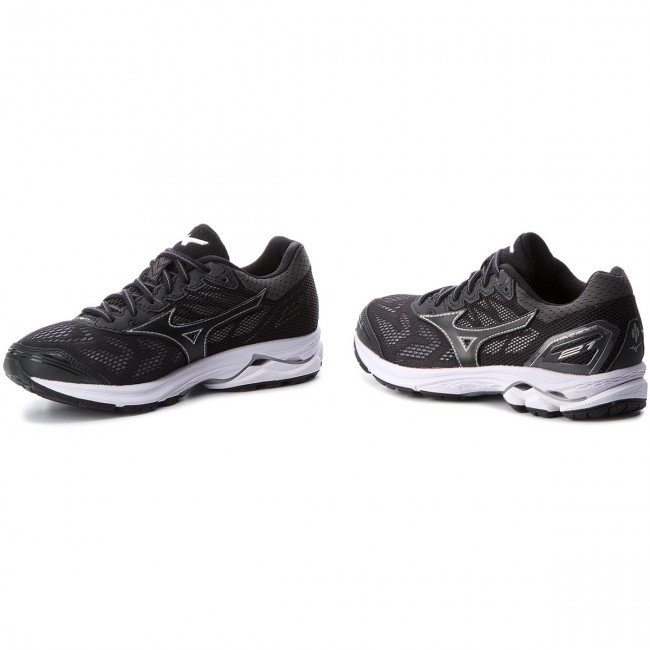Shoes MIZUNO Wave Rider 21 J1GC180309 Czarny 1