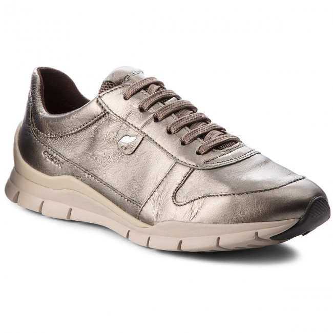 Sneakers GEOX D Sukie A D52F2A 000BV C6029 Taupe