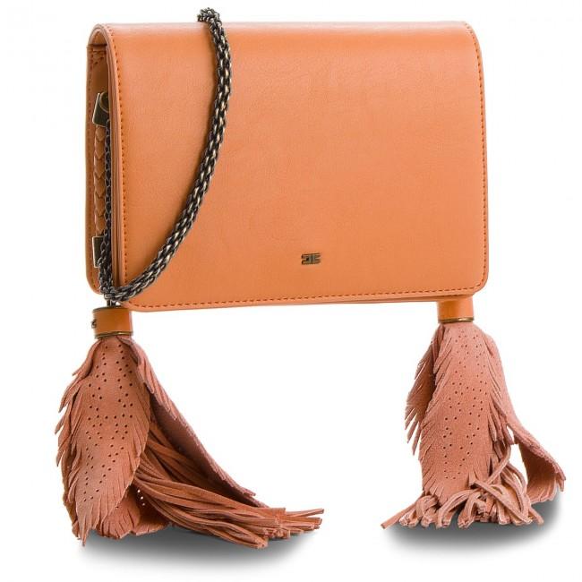 Handbag ELISABETTA FRANCHI - BS-54A-83E2 Rosa Antico