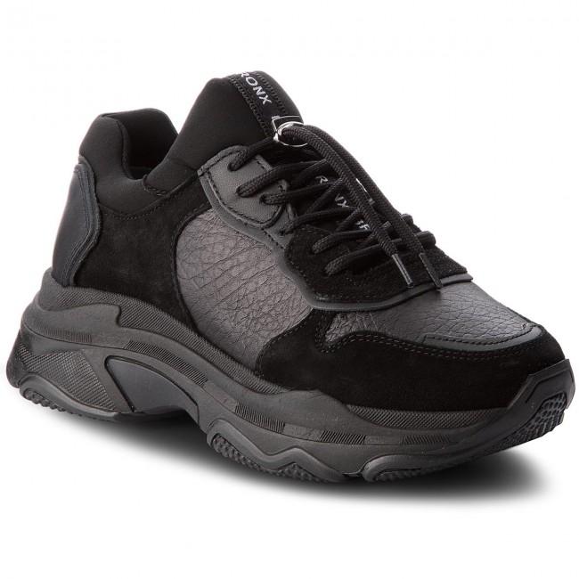 Sneakers BRONX - 66167-G BX 1525 Black