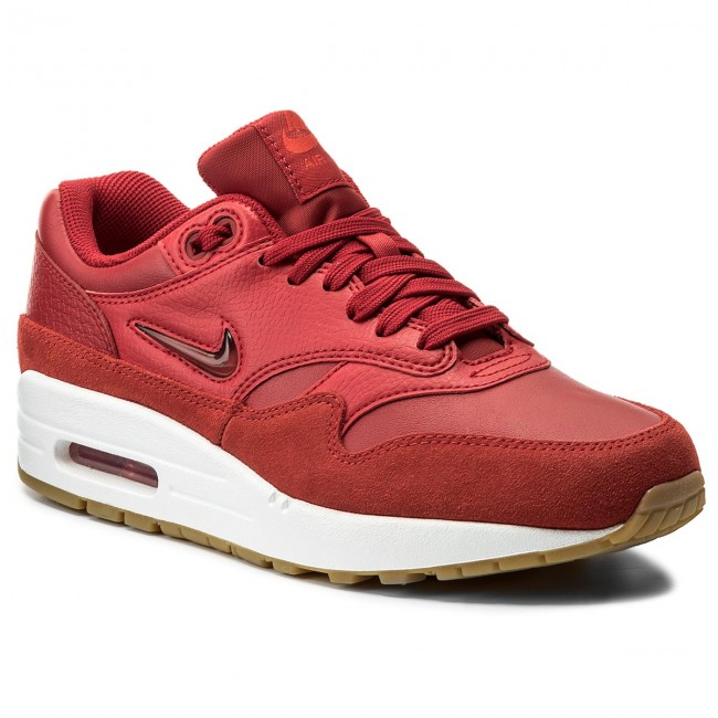 Shoes NIKE Air Max 1 Premium Sc AA0512 602 Gym RedGym RedSpeed Red