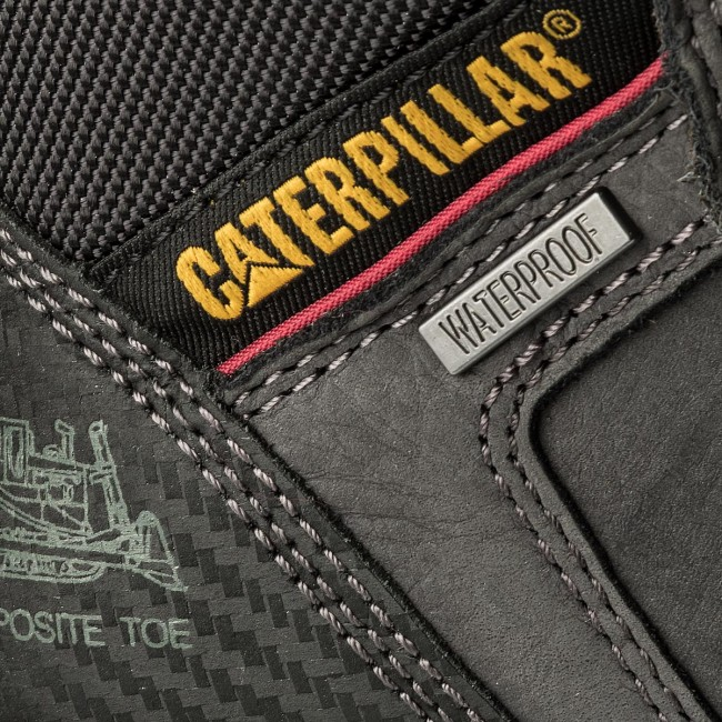 autentyczny najniższa zniżka ceny detaliczne Trekker Boots CATERPILLAR INDUSTRIAL - Munising 6'' CT S3 P720161 Dark  Shadow