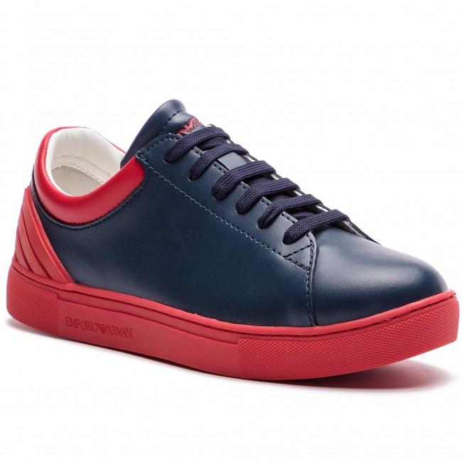 Sneakers EMPORIO ARMANI - XYX001 XOI12