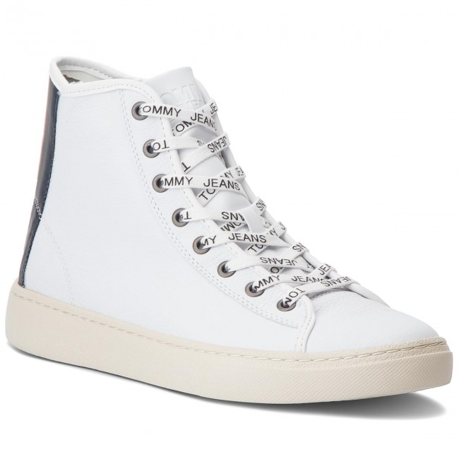 Sneakers TOMMY JEANS - Light Leather