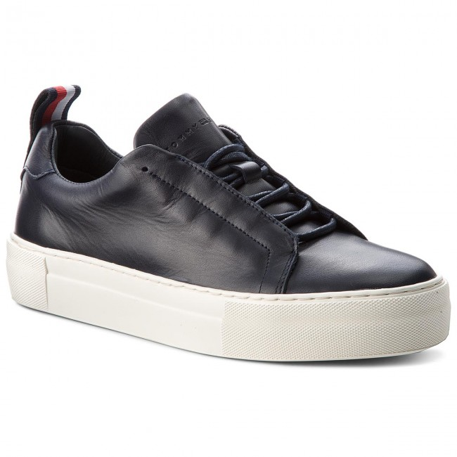 Sneakers TOMMY HILFIGER - Fashion Suede