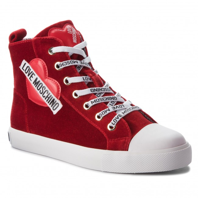 LOVE MOSCHINO - JA15023G16IF050A Rosso