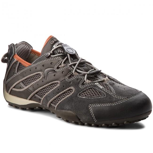 Shoes GEOX - U Snake J U4207J 02214
