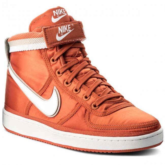 aceptable Menos que Acorazado  Shoes NIKE - Vandal High Supreme 318330 800 Vintage Coral /White/White -  Sneakers - Low shoes - Men's shoes | efootwear.eu