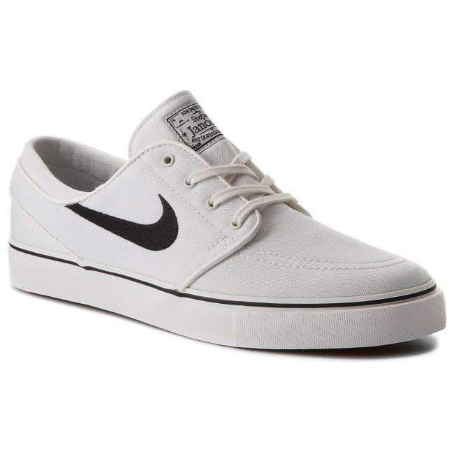 Shoes NIKE - Zoom Stefan Janoski Cnvs 615957 100 Summit White/Black