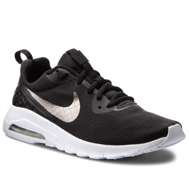 Shoes NIKE Air Max Motion Lw (GS) 917650 005 BlackMtlc Pewter White