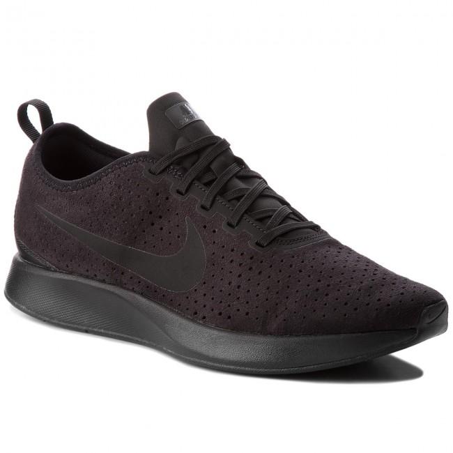 Shoes NIKE - Dualtone Racer Prm 924448 004 Black/Black/Black