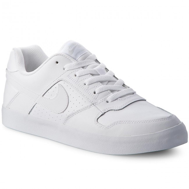De Dios correr Volverse  Shoes NIKE - Sb Delta Force Vulc 942237 112 White/White/White - Sneakers -  Low shoes - Men's shoes | efootwear.eu