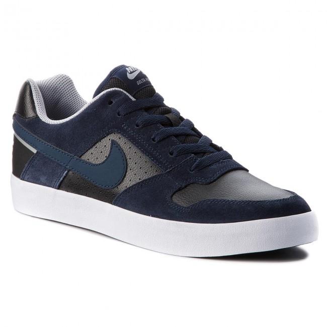 Shoes NIKE - Sb Delta Force Vulc 942237 440 Obsidian/Obsidian/Black