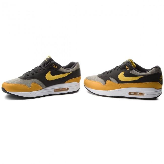 d4436c3f2f735 Shoes NIKE - Air Max 1 AH8145 001 Dark Stucco/Vivid Sulfur-Black ...
