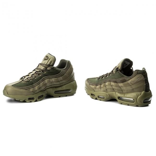Shoes NIKE Air Max 95 Prm 538416 201 Neutral OliveNeutral Olive