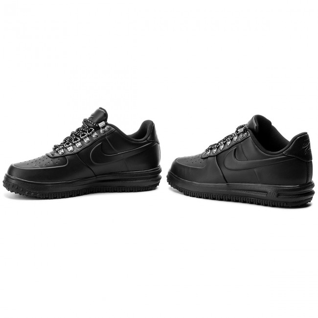 acheter populaire b910f 02ae2 Shoes NIKE - Air Force 1 Lf1 Duckboot Low AA1125 001 Black/Black/Black